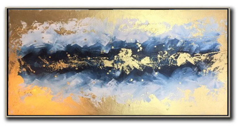 blue-gold-abstract-painting-ron-deri