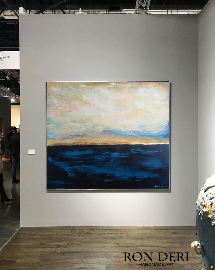blue-painting-sunset