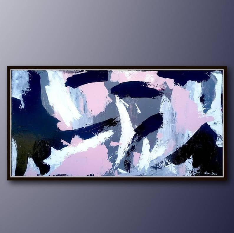 pink-abstract-large-wall-art-ron-deri