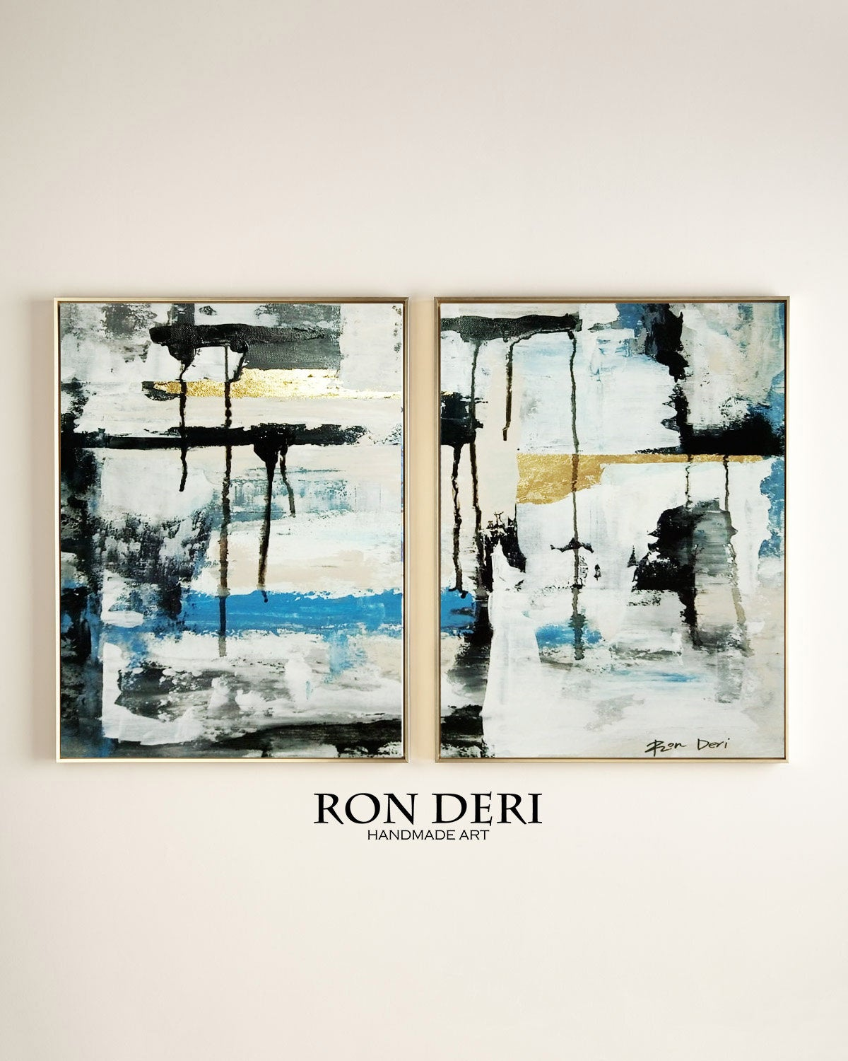 large-abstrac-painting-set-of-two-ron-deri