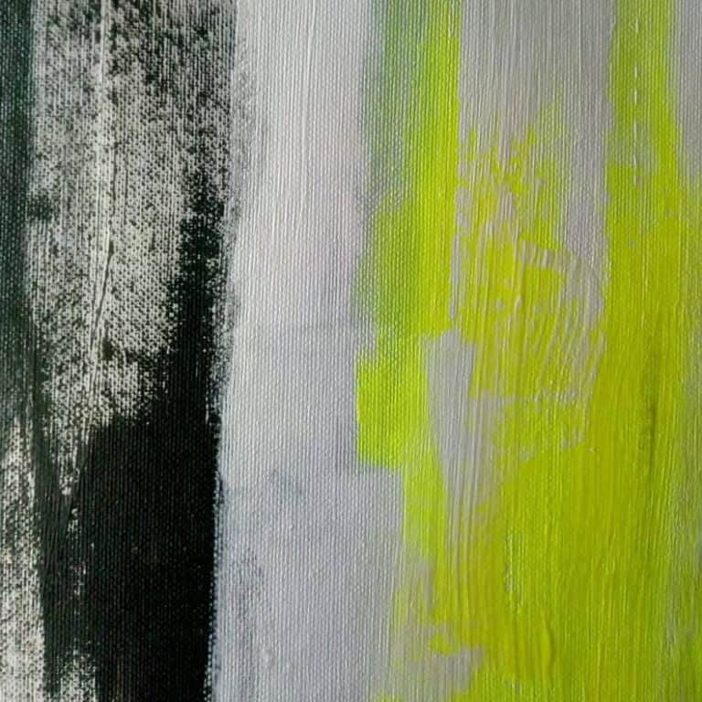 abstract painting large art