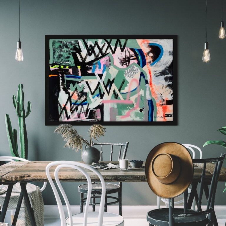 modern art for home decor by ron deri