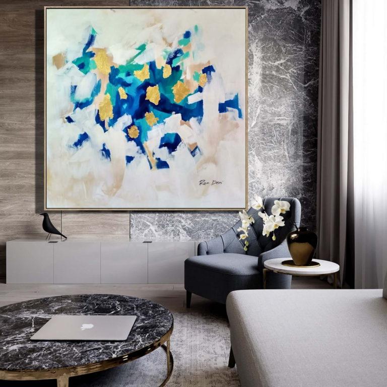 paintings on canvas art
