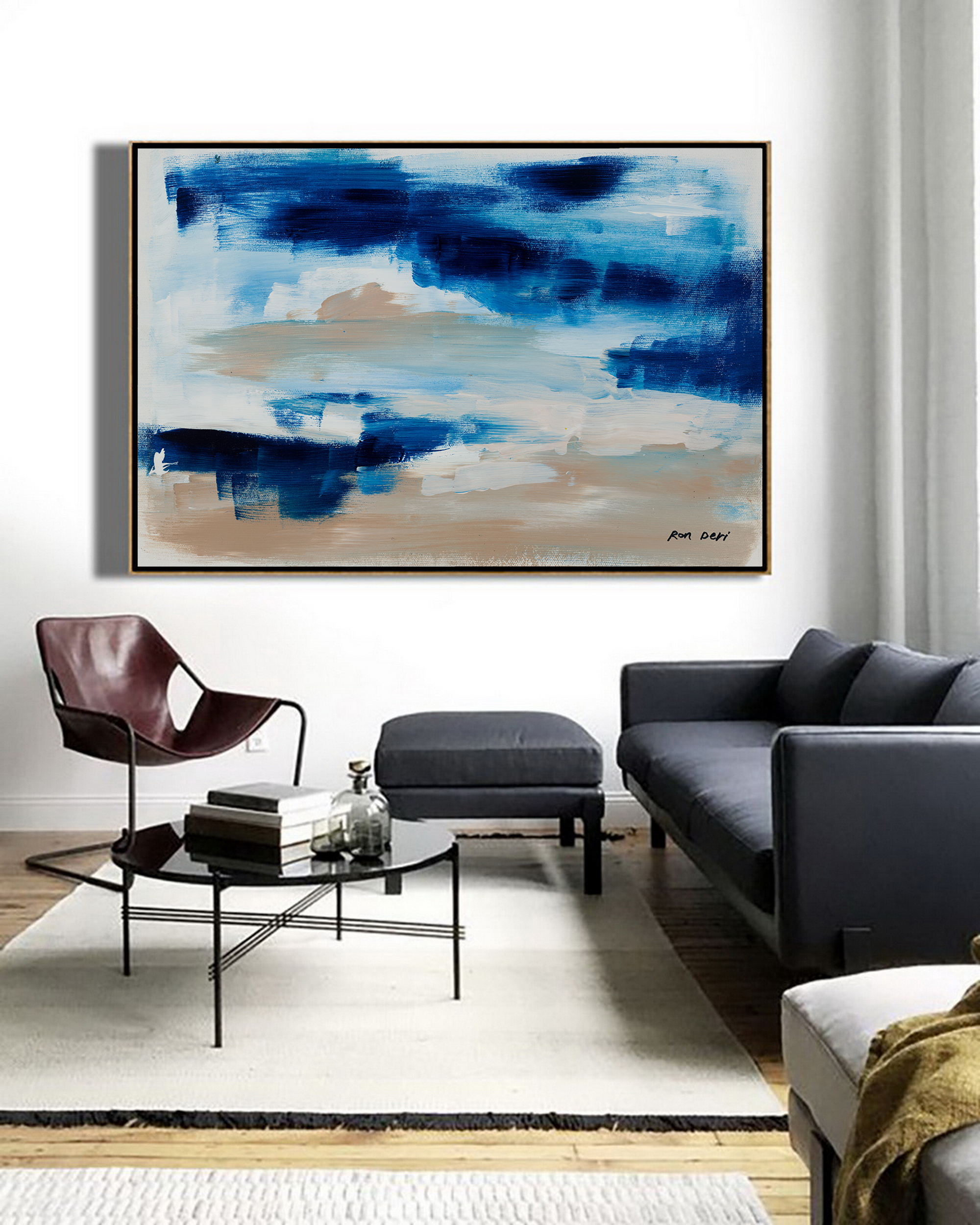 blue-sky-abstract-art-print-painting-canvas-ron-deri