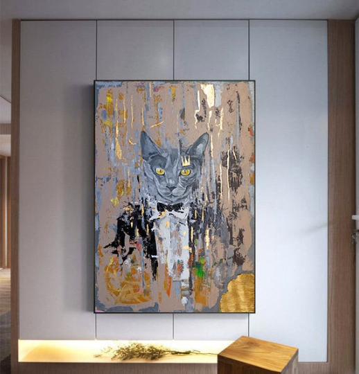 ONE OF A KIND - Private Collection Artwork