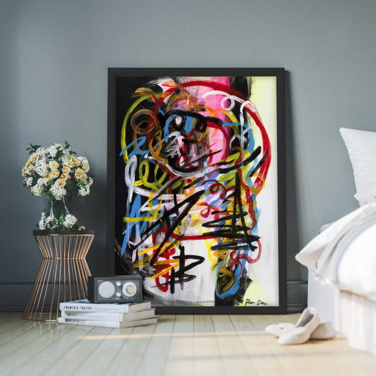 modern wall art for home decor - on sale - by ron deri