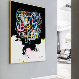 large-artwork-painting-abstract-ron-deri-abstract-black