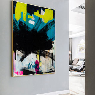 large-artwork-painting-abstract-ron-deri-modern-canvas