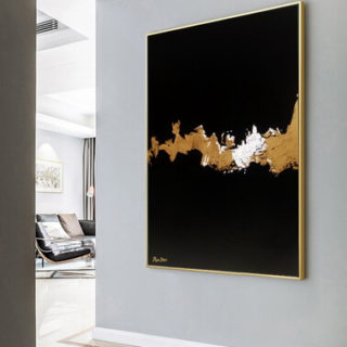 black-abstract-painting-gold-on-canvas-wall-art-ron-deri_resize