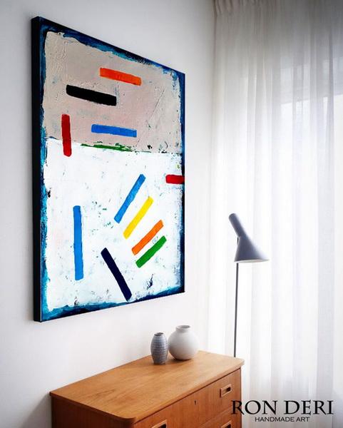 seascape, horizon, Horizon wall art, sunset oil painting, wave painting, original painting, seascape painting, blue modern painting, acrylic painting, oil painting, painting on canvas, modern painting, marine