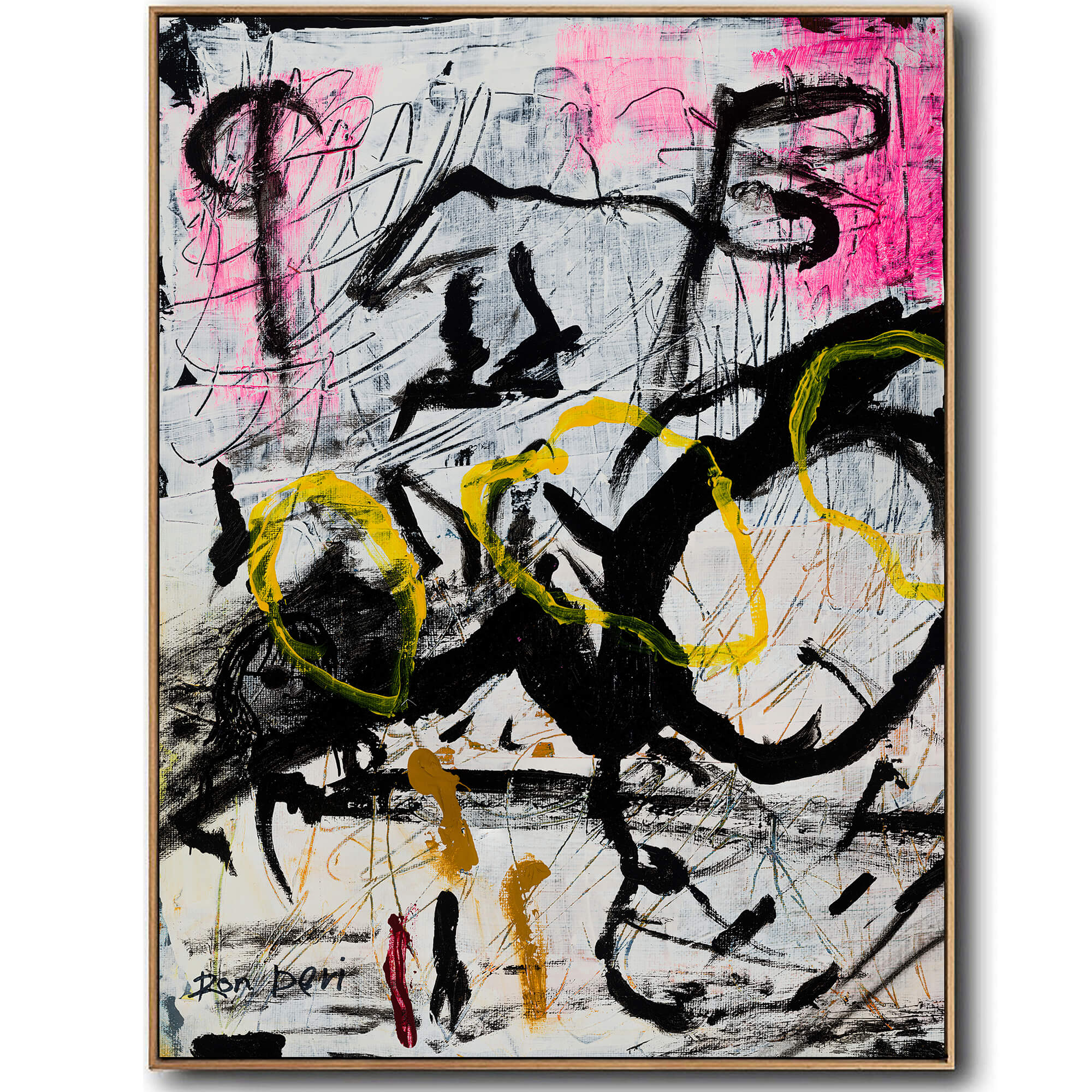 chaos-abstract_painting_canvas_print_contemporary_art_ron_deri
