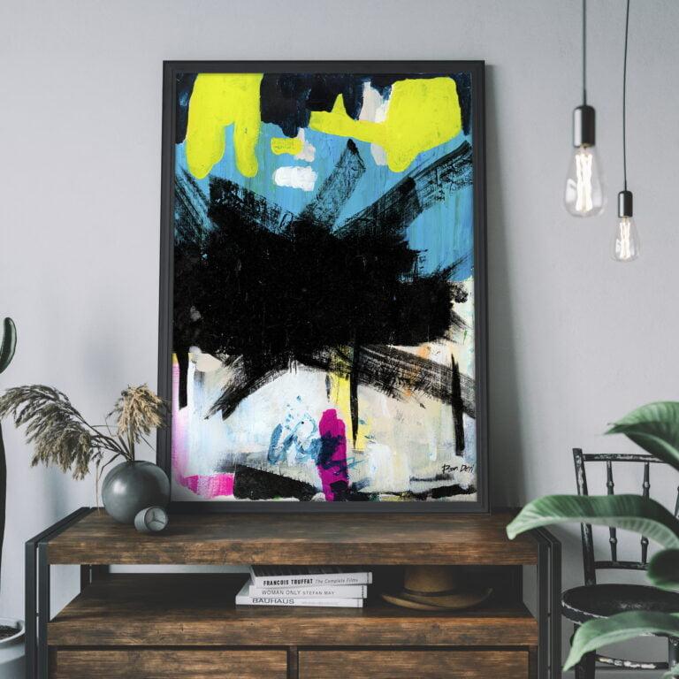 modern art - 2020 best seller for sale by ron deri