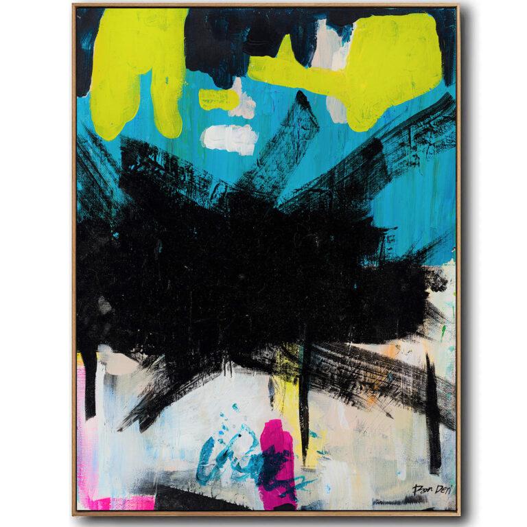 loft_abstract_painting_print_on_canvas_art_ron_deri