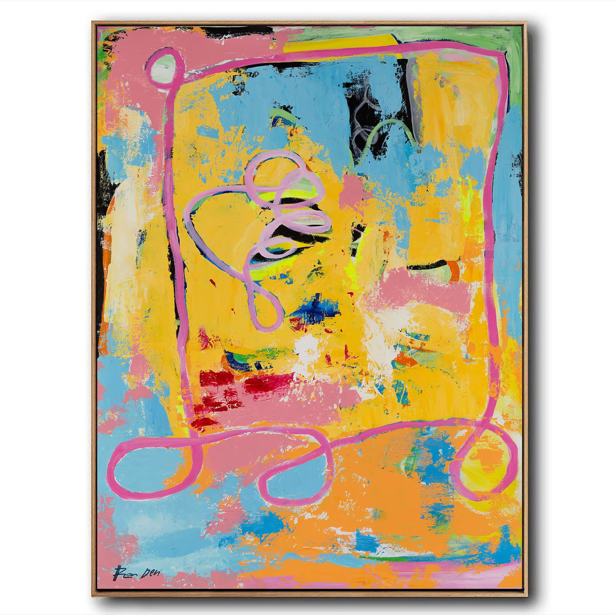 abstract-art-painting-modern-ron-deri