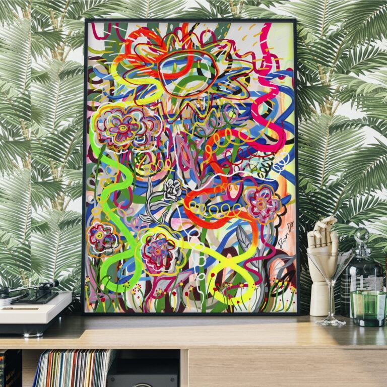 social-2-abstact-colorful-lines-wall-art-ron-deri-3
