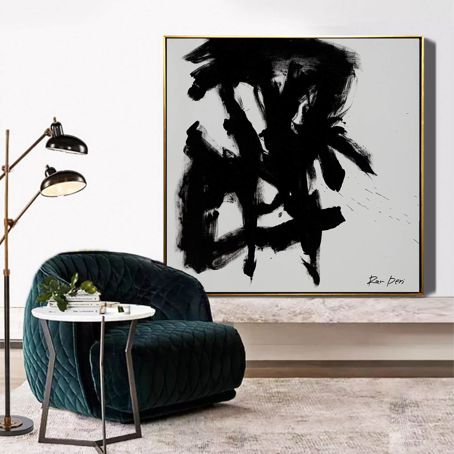 abstract_art_painting_on_canvas_large_wall_art_ron_deri_3