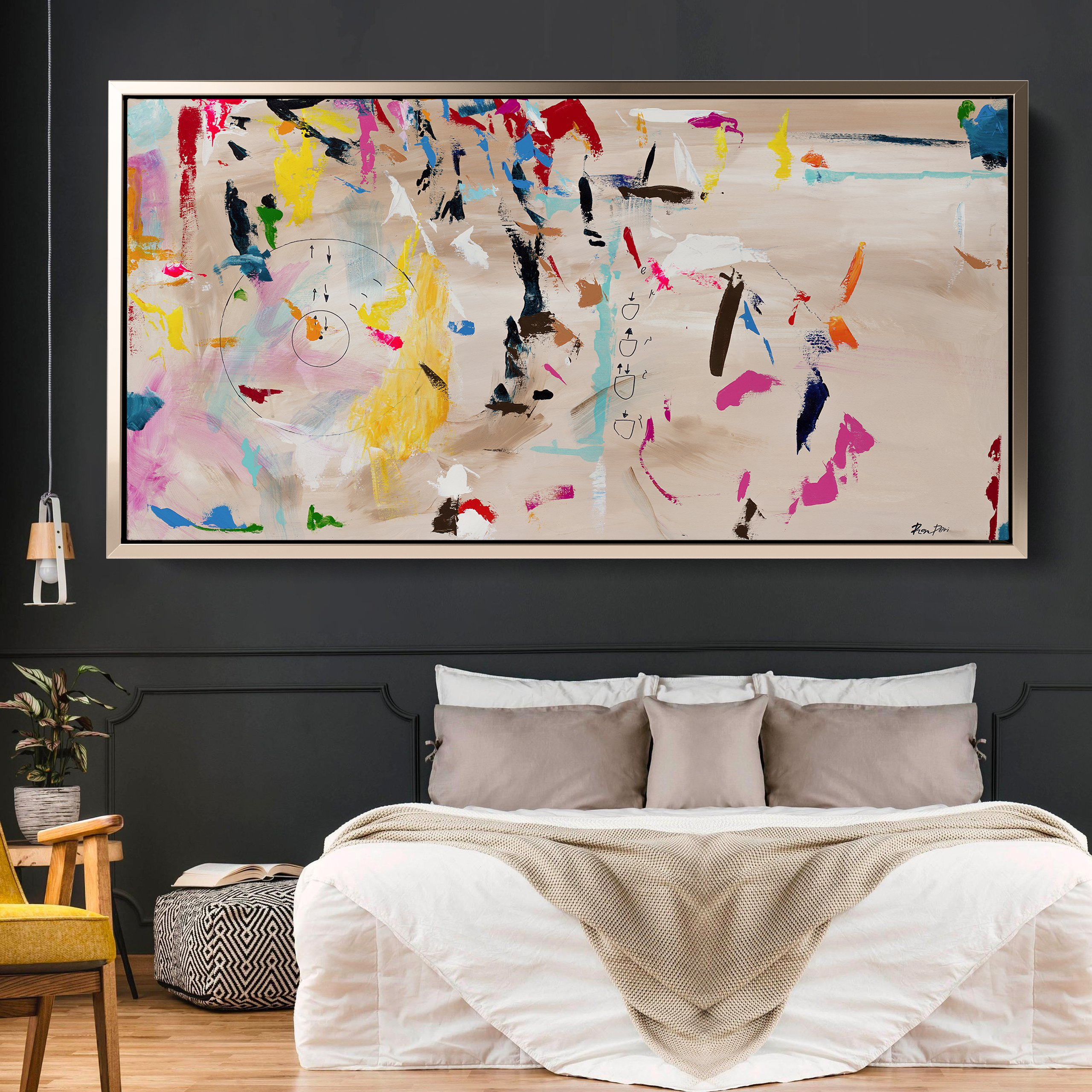 kabbalah-ron-deri-5-large-abstract-art-painting-print-modern-art