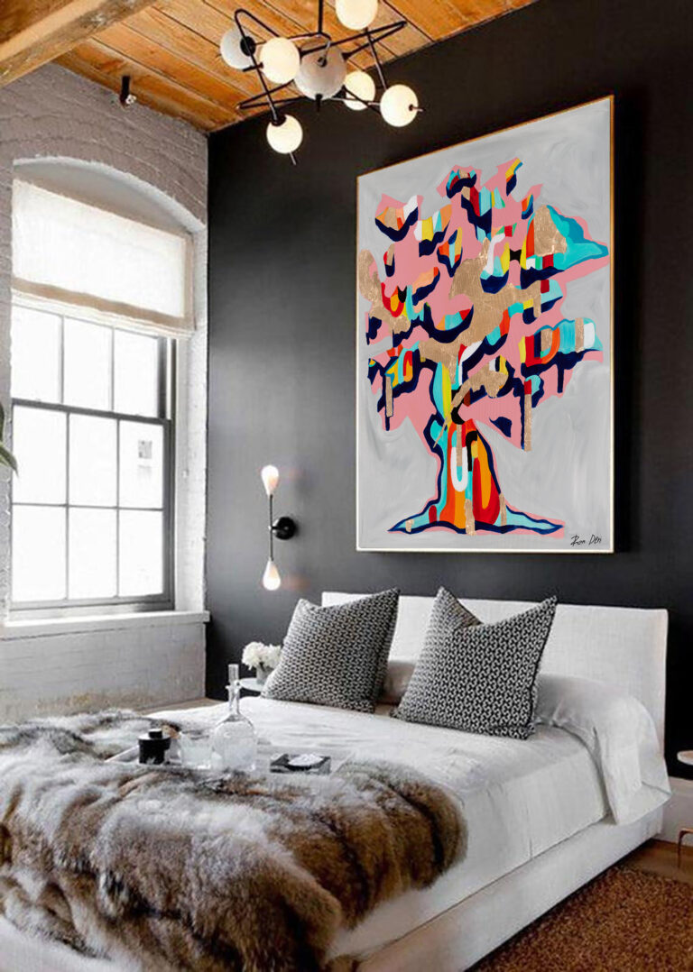 abstract-tree-of-life-abstract-painting-colorful-gold-leaf-art-ron-deri