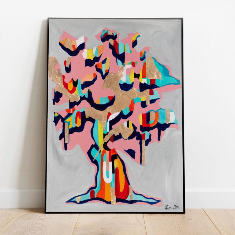 colorful-abstract-livingroom-wall-art-tree-of-life-ron-deri-4