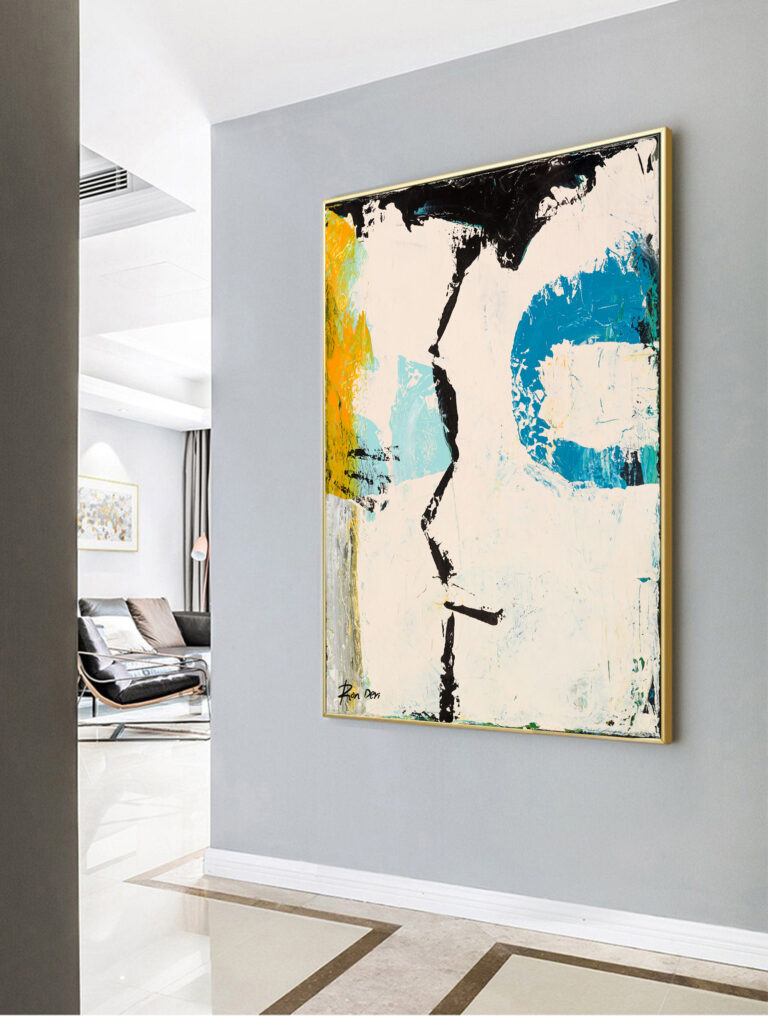 white-face-abstract-painting-print-on-canvas-large-wall-art-modern-art